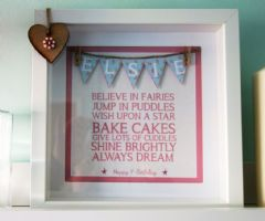 Wishes Bunting